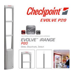 Checkpoint antitaccheggio RF evolve P10 e P20