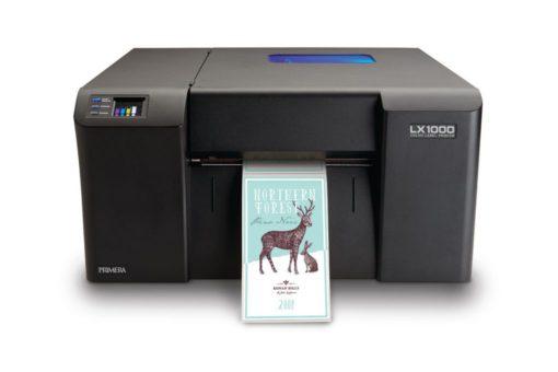 Stampante per etichette a colori Primera LX 1000