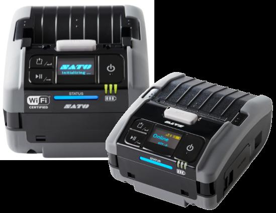 Nuova stampante mobile: PW2NX Series